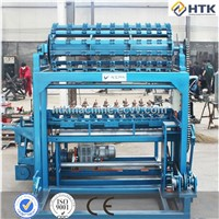 factory direct professional cattle field fence weaving machine
