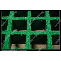 fibre reinforced plastic grating composite decking