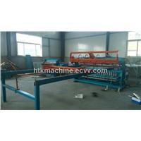 high quality galvanized steel wire mesh welding machine