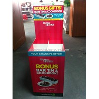 Promotion Stand for Book