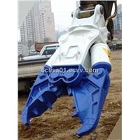 pulverizer, hydraulic shear, Hydraulic Crusher, Concrete Demoltion. Steel Cutting