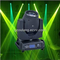 stage light 200w platinum 5r beam moving head light black color case disco use