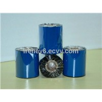 thermal transfer ribbon for label printers ,wax ribbon , wax/resin ribbon , resin ribbon