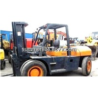 used 10ton TCM forklift for sale