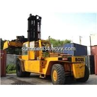 used BOSS 36T forklift truck