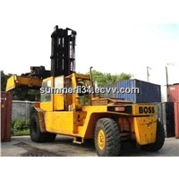 used 36ton  BOSS forklift truck