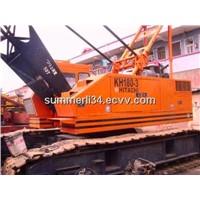 used KH180-3 crawler crane Hitachi