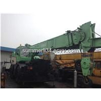 used terrain crane 25 ton Kobelco RK250-2