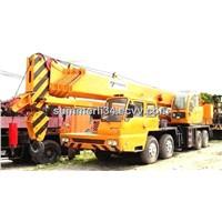 used truck crane TADANO GT-550E, TG-1000E ,TG250E,KW30MXL,AR-1200M