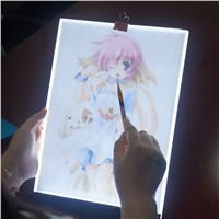 3.5mm Ultrathin USB A4 LED Dimmable Art Facsimile Drawing Board Light Box Pad Drawing Tablet LED Tracing Painting Board