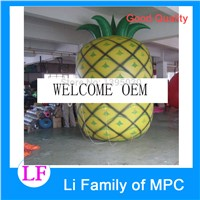 3m Height Inflatable Pineapple Balloon for your advertisement/ Mango ,Strawberry, Cherry Balloon are available