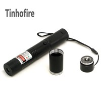 Tinhofire Laser 308 pen 2 in 1 two-color Green and Red star 200mw laser pointer