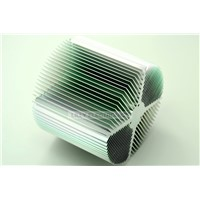 Aluminium Heat sink/Heatsink for 12V 20W Led Energy Saving Lamp