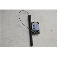Serial TTL RS232 to 802.11 b/g/n Converter Embedded WiFi Module CE FCC W Antenna