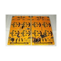 YS Diode Rectifier Filter Plate / Power Supply Filter Board / PCB
