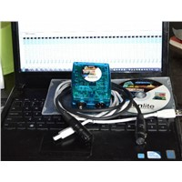 100% Real Version Sunlite 1024 USB DMX Controller With Sunlite Software For Laptop Computer