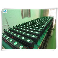 Y-Cree lamp Stage light beam effect 8x10w rgbw line array Sweeper Beam LED dmx led beam moving bar light
