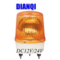 DC12V/24V Construction engineering signals Revolving Warning Light traffic light LTE-1161