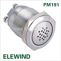 19mm incontinuous sound Buzzer (PM191B-M/12V)