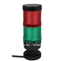 Multi-layered Flash Warning Lights Series LTD-701 used for machine