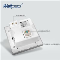 300M Wall Embedded Wifi AP Router USB Socket Outlet Wall Outlet Charger WIFI Sockets Smart Socket