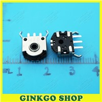 10pcs/lot 5MM Mouse Encoder Wheel Encoder Repair Parts Scroll Switch