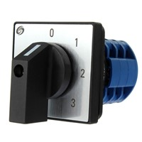1pc 4 Positions Rotary Cam Switch LW28-20 Changeover Switch with Screws 660V 20A Useful Tool