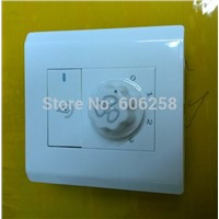 Fans Chandelier 86 Wall switch / Fan Speed Controller / Ceiling Fan light Power Switch AC220V