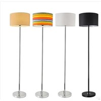 Floor lamp.. Bedroom head office desk lamp.. Intelligent remote control vertical lamp
