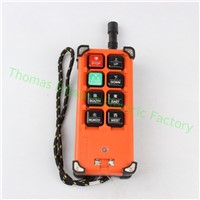 DIANQI DC 24V Industrial Wireless Radio remote controller switch for crane 1 receiver+ 1 transmitter
