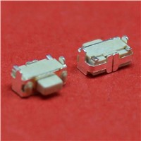 10pcs MP3 MP4 tablet accessories Audrey Button 2 * 4 small TS-018 imported materials and high temperature
