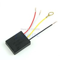C18 newest 2014 hot-selling NEW Table light Parts On/off 1 Way Touch Control Sensor Bulb Lamp Switch