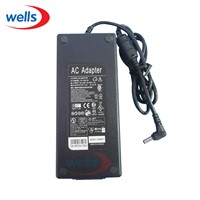 AC/DC 24V 5A 120W Watt Power Adapter for adapter connector