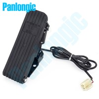 Panlongic Motor Vehicle Accelerator Pedal Electrical Car Foot Pedal Hall Throttle Accelerator Speed Control