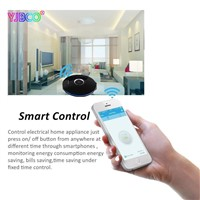 NEW Xiaolei Wifi remote Smart home Automation WIFI+IR+RF Universal Intelligent remote control  for iphone IOS Android LTECH