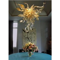 Home Decoration Modern Murano Glass Chandelier Light
