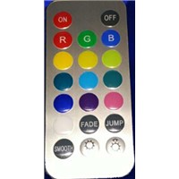 40PCS 20keys wireless Remote Controller for LED Submersible Floralytes Floral Tea Light Candle RGB Color-change freeshipping