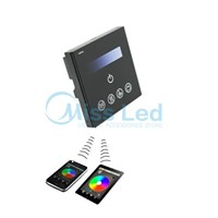 Touch Panel Dimmer TM113 controller by mobile phone AC90-240V Input 0-10V Output Max 200W