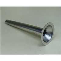 32#Meat grinder parts Stainless steel pipe for sausages 2cm 25cm