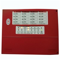 Fire Alarm Control Panel  Fire Alarm Control Panel with 4 Zones Alarm Control System