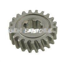Electric Impact Drill Hammer Angle Grinder Part Helical Toothed Bevel Gear 21T for Bosch 20