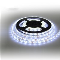 12V Waterproof LED Strip Light 5M 300LEDs For Boat / Truck / Car/ Suv / Rv White