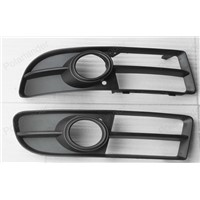 one Pair Front Bumper Fog Light Lamp Grille Grills 8E0807682F 8E0807681F for A/udi A4 Q/uattro A4 S4 B7 2005 -2008