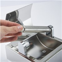 Stainless Steel, Paper Holder, GJ069