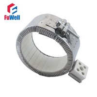 Stainless Steel 90mmx50mm Electric Heating Ring Band Heater 220V 700W