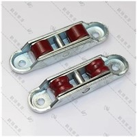 10psNylon alloy doors and Windows pulley bearing