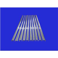 10 pcs of aluminum fins for glass tubes (58mm*1800mm), for solar water heater