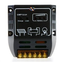 2015 Hot 10A 12V/24V Solar Charge Controller Regulator