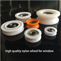 nylon wheel window rollers shower rollers smart size roller for shower furniture door use at good price and fast delivery