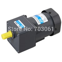 60W Micro AC induction gear motor AC gear reduction motors Home Improvement Electrical Equipment Supplies Accessories AC Motor